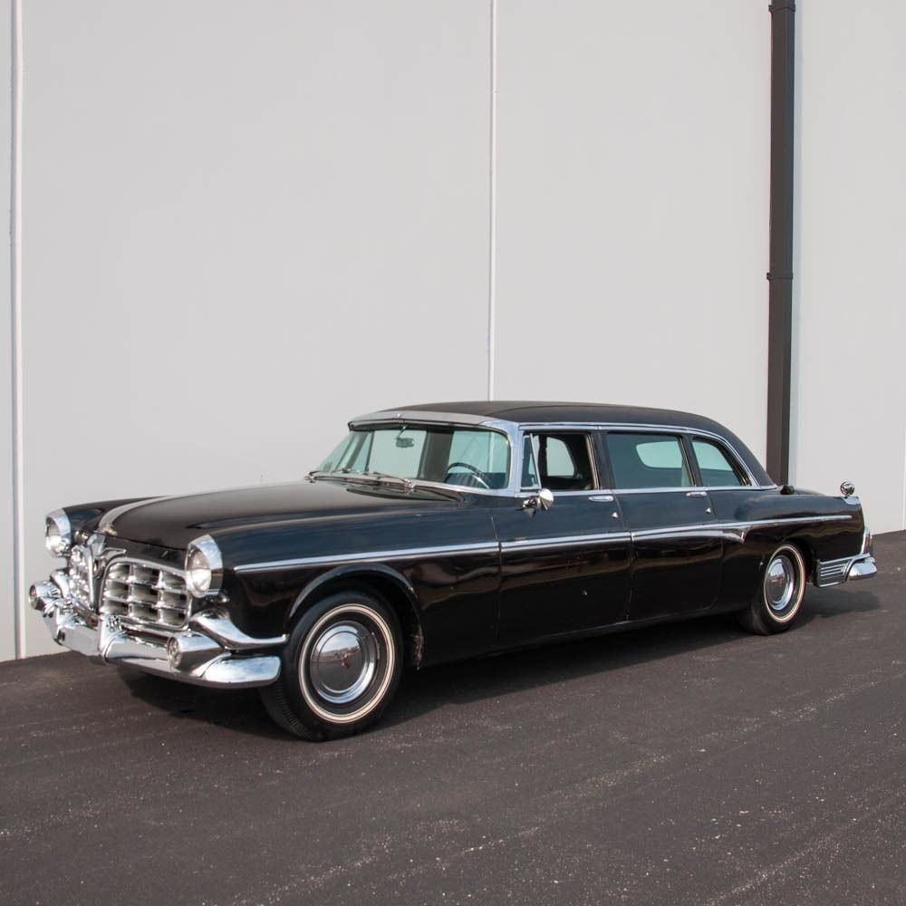 1955 Chrysler Imperial Imperial 8 pass-Limo | eBay