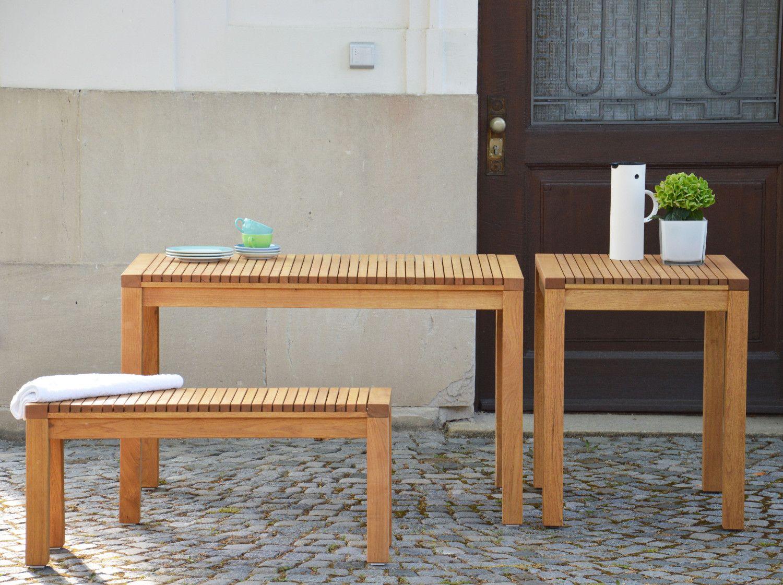 SUMATRA TISCH Der Tisch Sumatra von Jan Kurtz ist aus FSC
