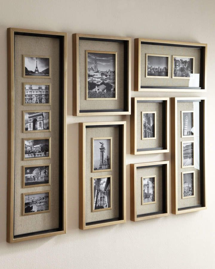Massena Collage Picture Frame Gallery | wall decor | Pinterest | Diy ...