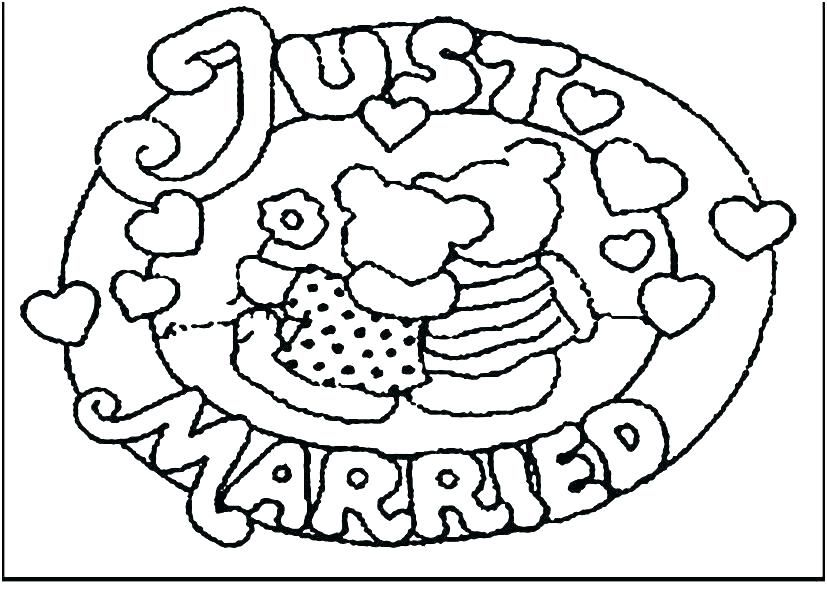 Free Wedding Coloring Pages To Print Free Wedding Themed Colouring Pages Coloring Printable To Print Cool Coloring Pages Coloring Pages Wedding Coloring Pages