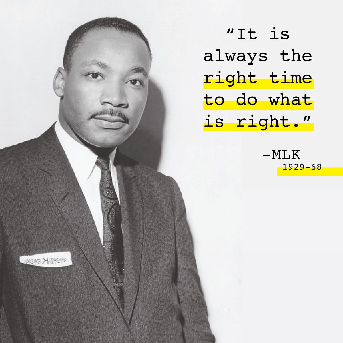 Happy Martin Luther King Jr Day We Re Grateful For His Example
