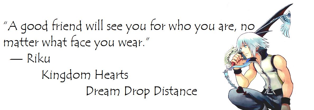 Kingdom Hearts Quotes Kingdom Hearts Quotes Love Kingdom Hearts Quotes Love Heart .