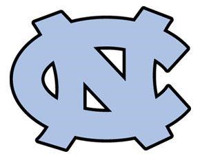 university of north carolina graphic design visual rh pinterest com tar heel logo pictures tar heel logo pictures