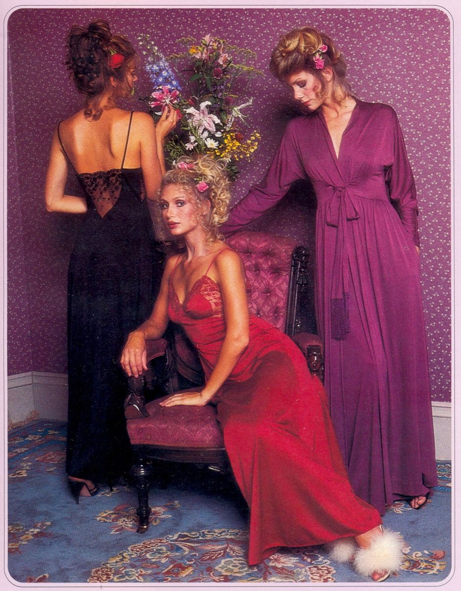 Victoria secret catalogue the joy of dressing is an art