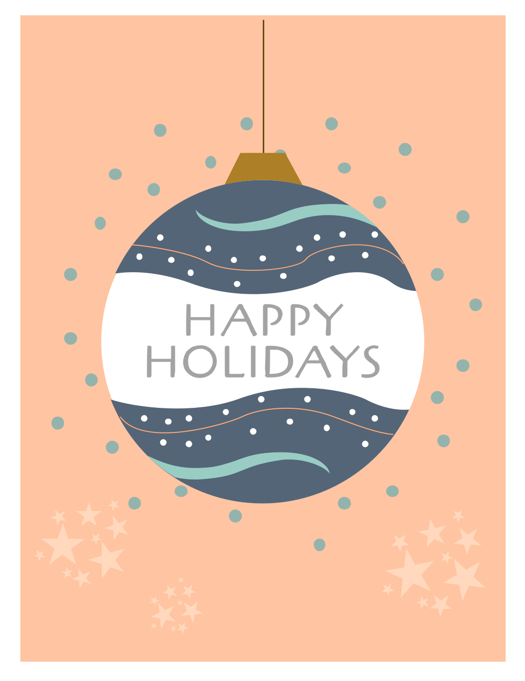 Christmas Card Drawing Template Edrawmax Christmas Card Templates Free Christmas Card Template Christmas Greetings