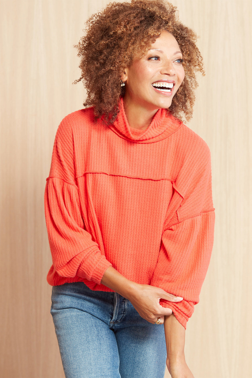 Brooke Cowl Pullover