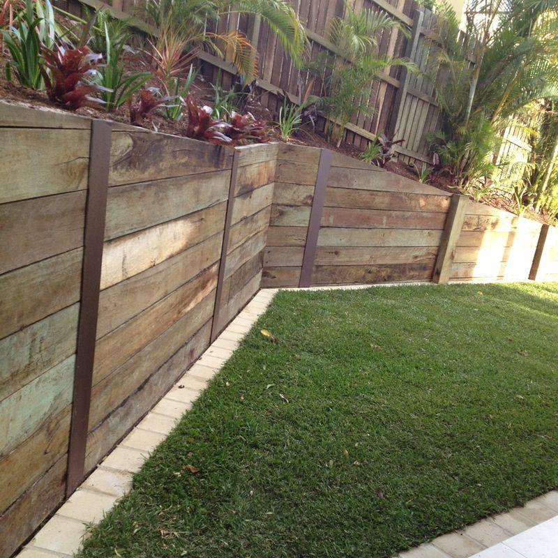 Retaining Wall Pre Cast Block Work Concrete Retaining Walls Retaining Wall Landscaping Retaining Walls