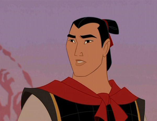 Shang from Mulan.