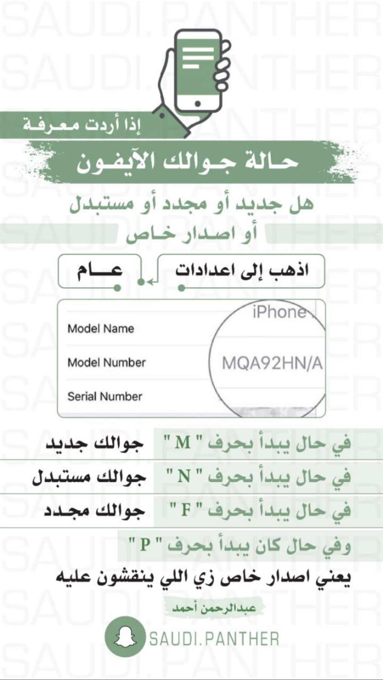 Pin On Saudi Panther