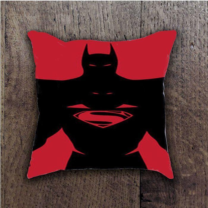 BATMAN V SUPERMAN BATHROOM PILLOWS