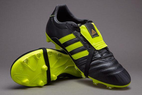 realeza Amado necesidad  adidas Gloro 15.1 FG - Mens Boots - Firm Ground - Black/Yellow | Pro:Direct  Soccer | Football boots, Yellow adidas, Adidas