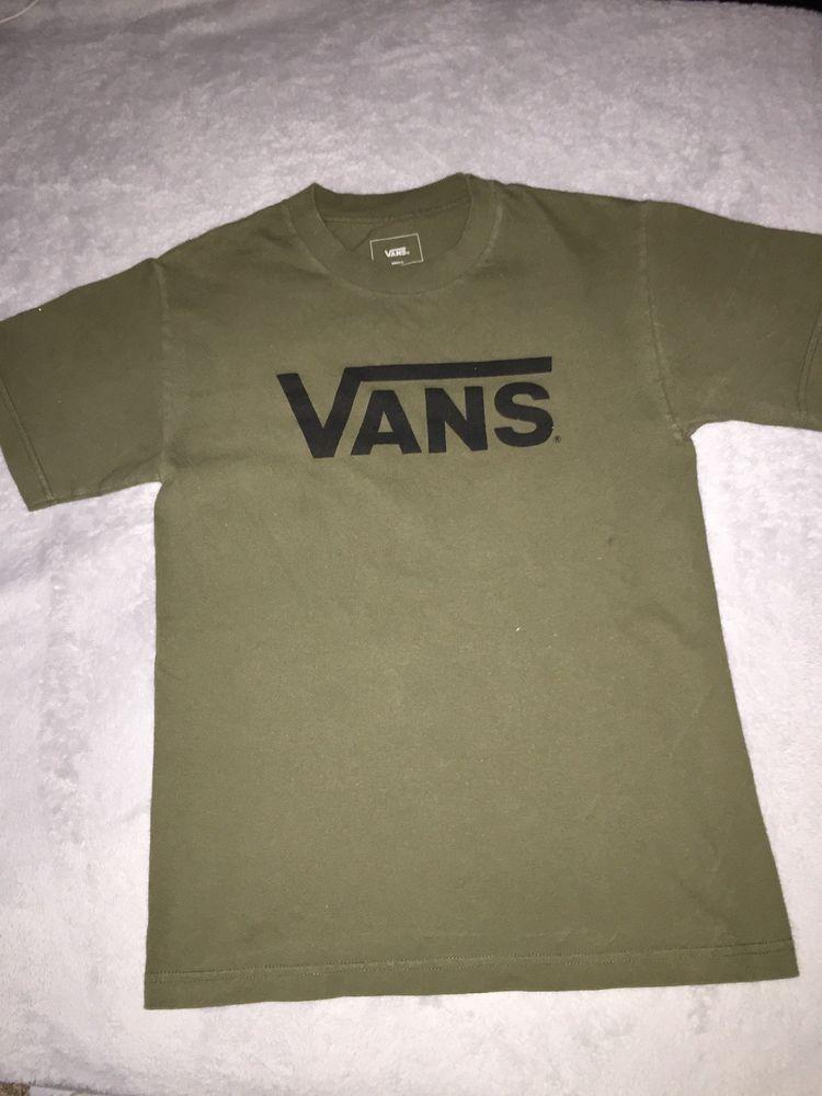 eBay | Vans t shirt, Shirts