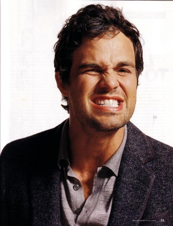 mark ruffalo height