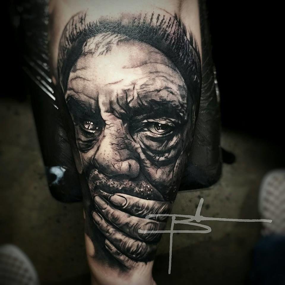 Tattoo By Brandon Evans Revcrew01 Revolution Ink Tattoo Studio Art Gallery In Pelham Al Booking Tattoos B Black And Grey Tattoos Ink Tattoo Tattoo Artists
