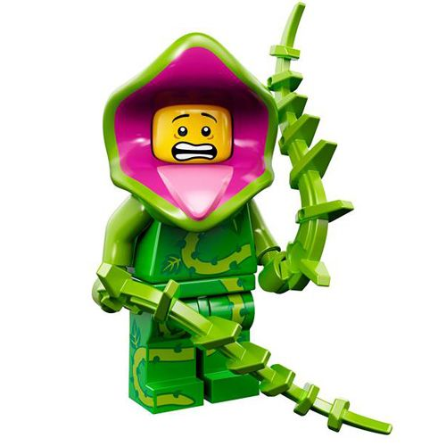 LEGO Minifigures Series 14 (5) Plant Monster - Hoa ăn thịt