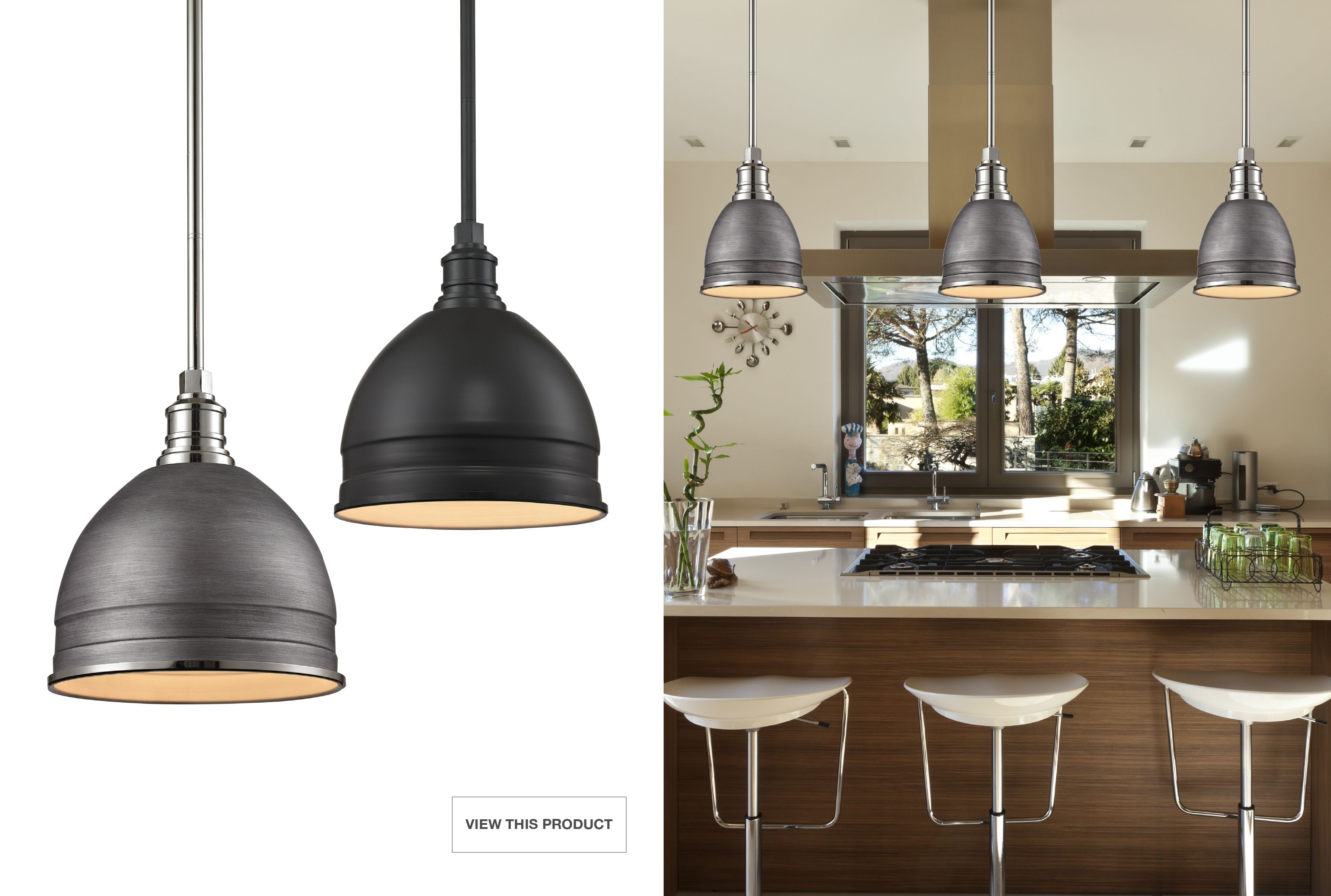 Carolton Pendants By Elk Beautiful Finishes And Details That