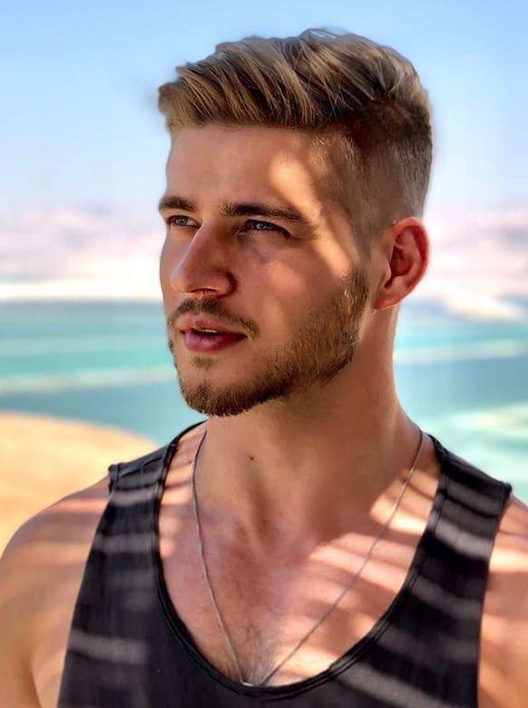korthaar in 2020   Mens haircuts thin hair, Men haircut ...