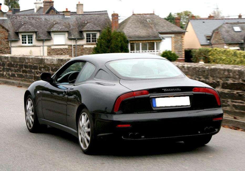 J'aime cette photo sur Turbo.fr ! Et vous ? | Maserati 3200 gt ...