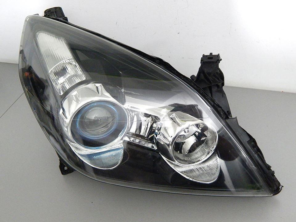 Opel Vectra C Lift Prawa Lampa Przód Xenon Na Bazarekpl