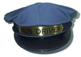 LEARNER BUS CONDUCTOR PERSONALISED BASEBALL CAP GIFT BUS CONDUCTOR STUDENT NEW J