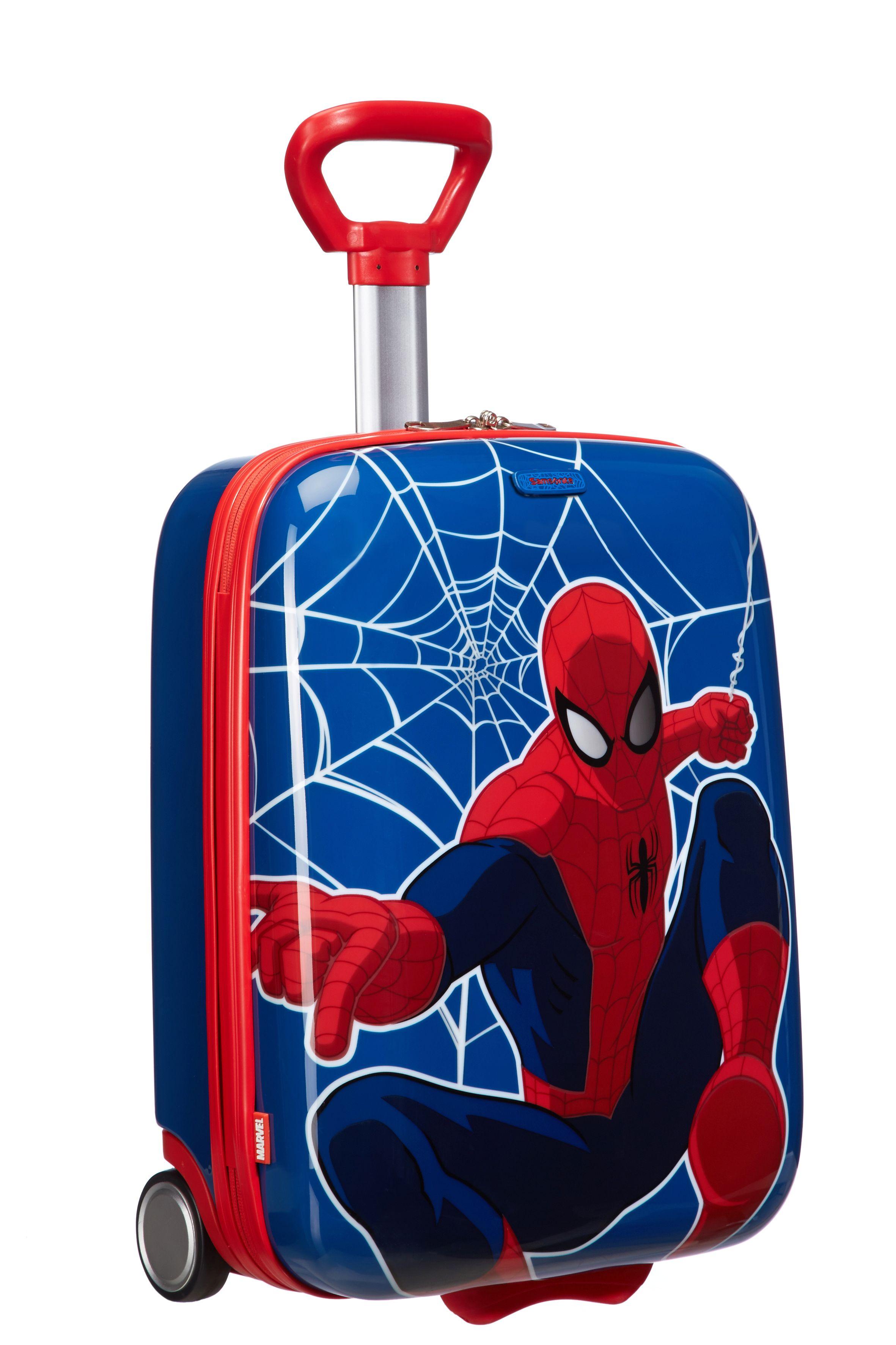 2db7a5280 Marvel Wonder - Spider-Man Hard Upright #Disney #Samsonite #Marvel # SpiderMan #Travel #Kids #School #Schoolbag #MySamsonite #ByYourSide