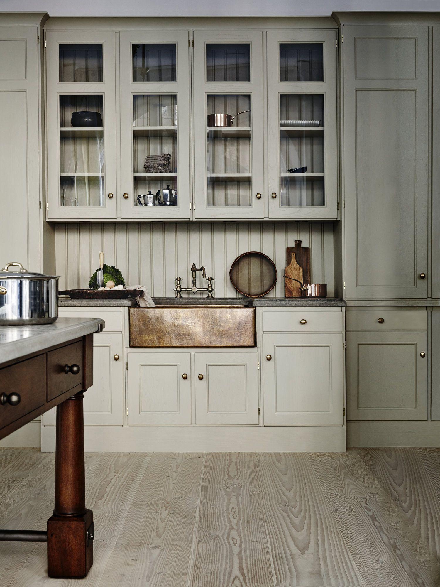 Warm Gray Kitchen Kitchen Cabinets Pinterest Warm Grey Kitchen - Warm grey kitchen cabinets
