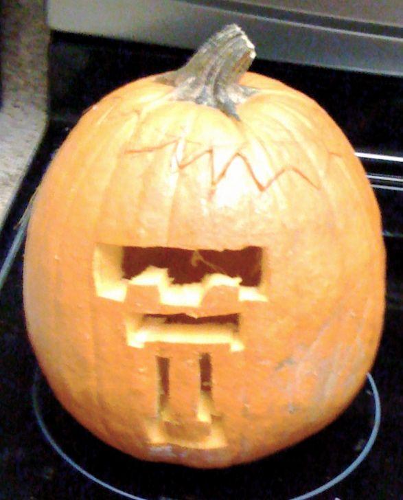 Halloween Pumpkin Carving Pumpkin Tech