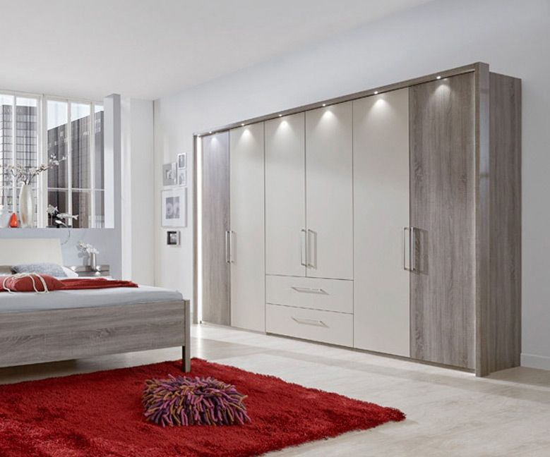 Wiemann Andorra Wardrobes without Cornice Free standing