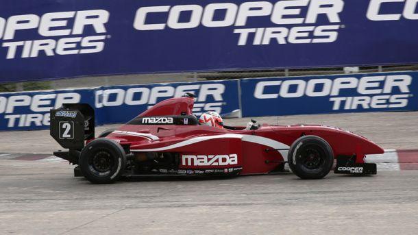 Cooper Tires Named Presenting Sponsor For Mazda Road To Indy Motorsportstalk Nbc Sports Cooper Tires Mazda Hybrid Car