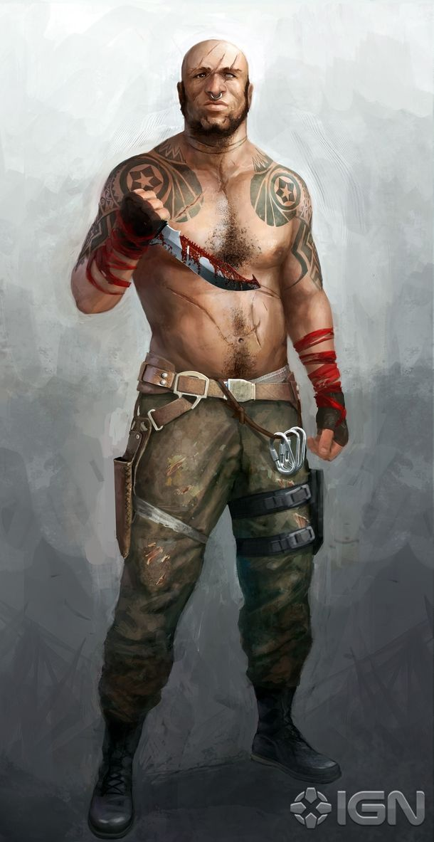 vaas far cry 3 wallpaper hd