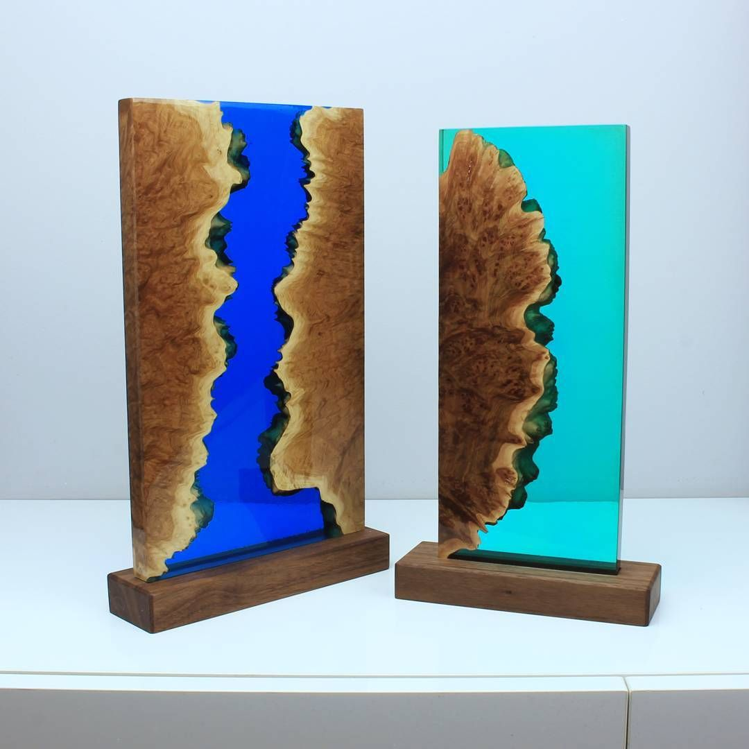 Resin And Wood Decor We Are So Happy To Present A Couple Of New