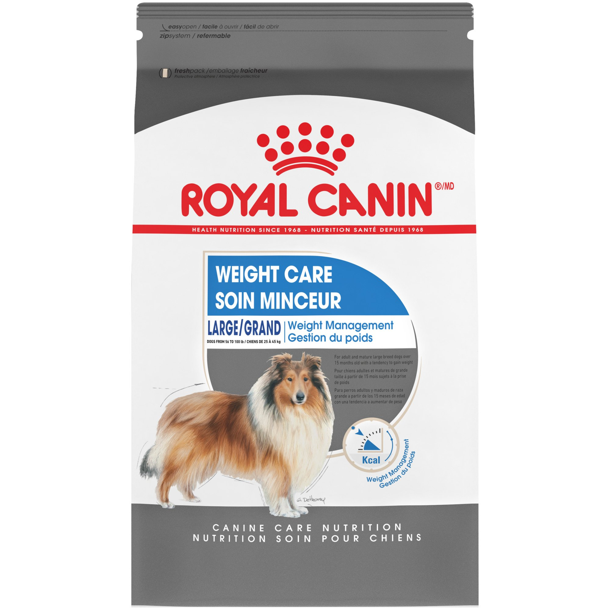 Royal Canin Size Health Nutrition Maxi Weight Care Dry Dog Food