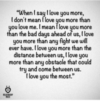 I Love You More Meme For Him In 2021 Love You More Meme Silly Love Quotes Love You Meme