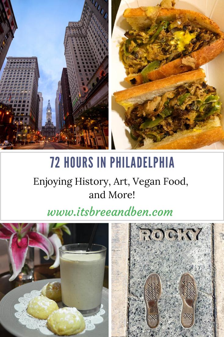 72 Hours In Philadelphia In 2020 Vegan Travel Best Vegan Restaurants Vegan Recipes