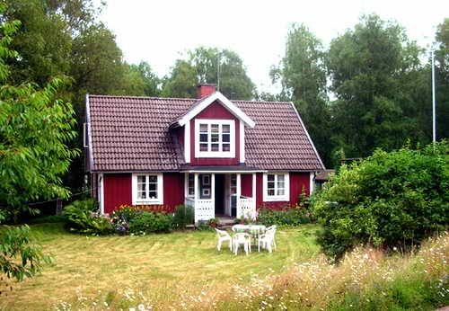 schwedenhaus sch nes drau en pinterest schwedenhaus schweden und skandinavien. Black Bedroom Furniture Sets. Home Design Ideas