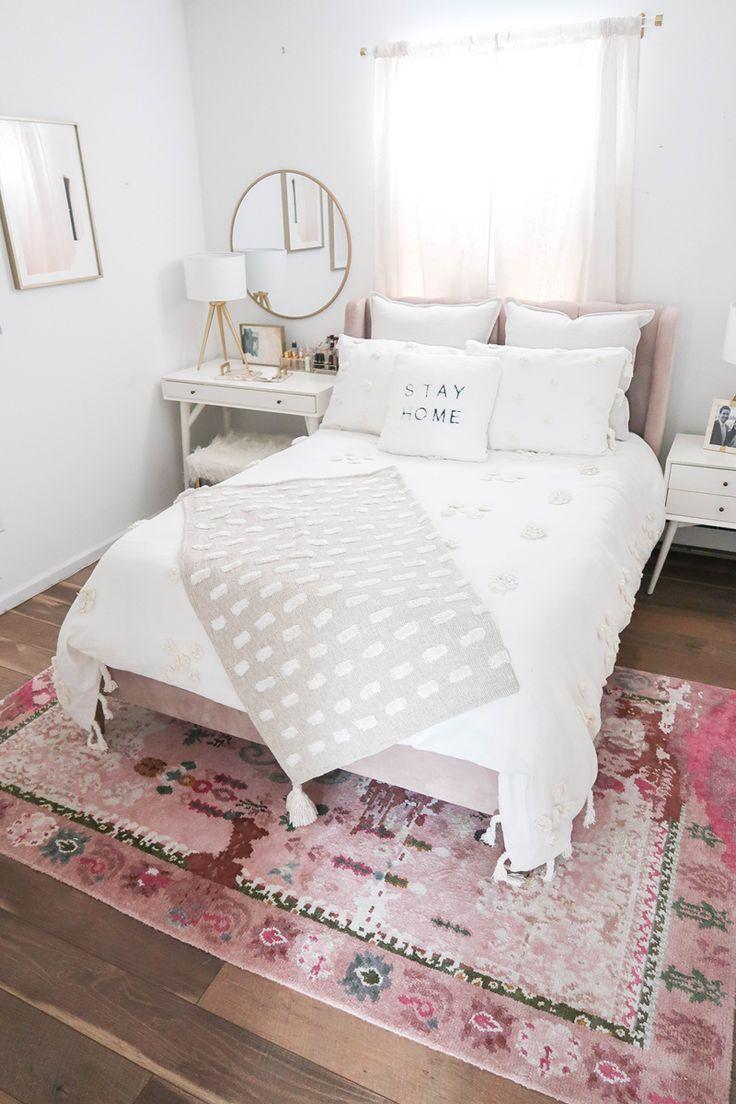 Photo of Bedroom Makeover Reveal | Simple bedroom, Bedroom decor, Bedroom interior