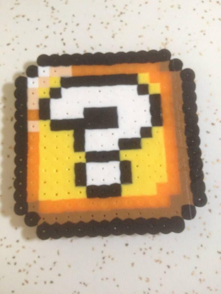 Mystery box (Super Mario World - SNES)