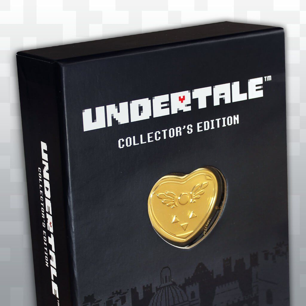 UNDERTALE Game Physical & Collectors Editions | Stuff to buy