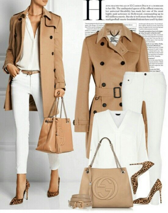 Trench Coat Out For Spring – Neve S.
