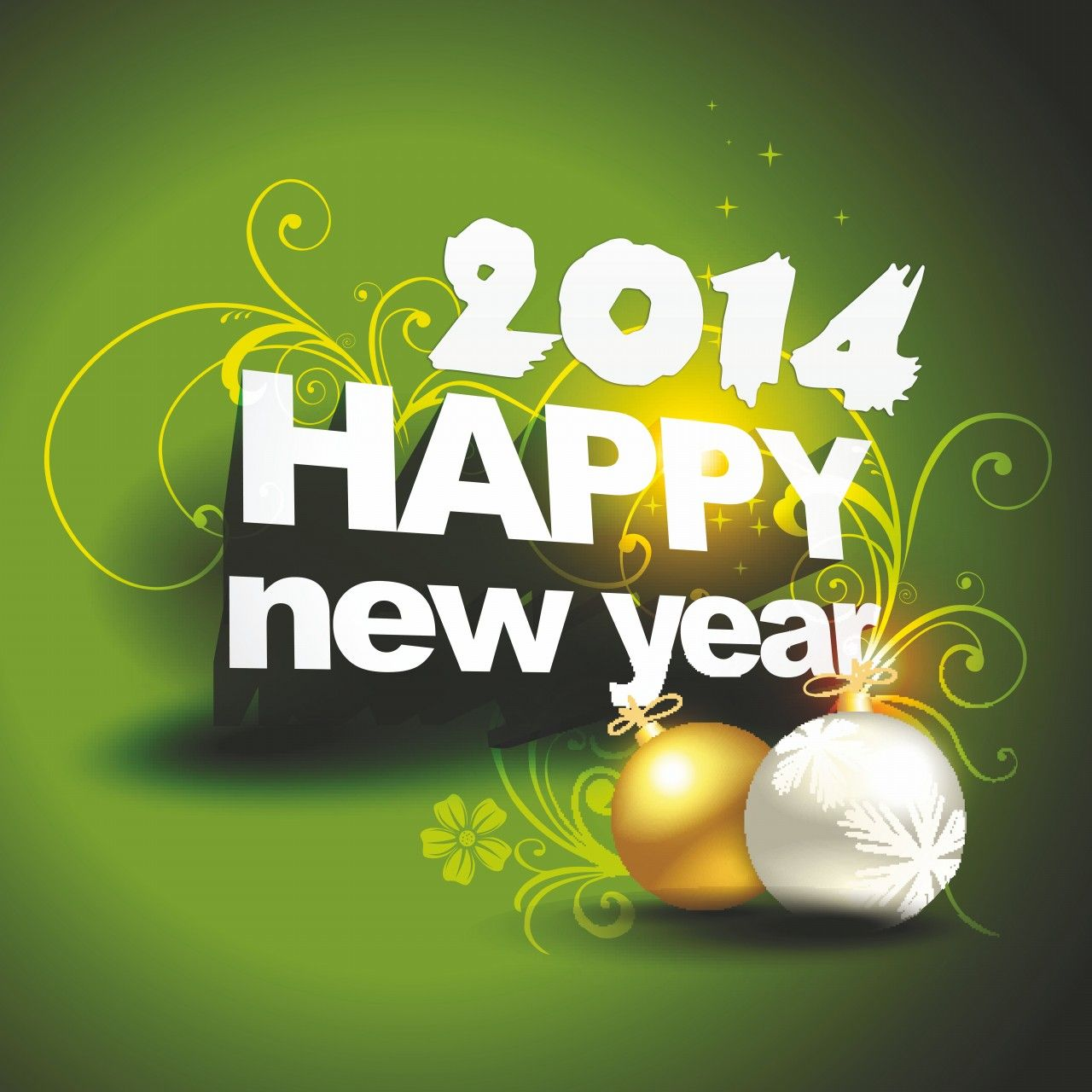 happy new year 2014 latest wallpapers