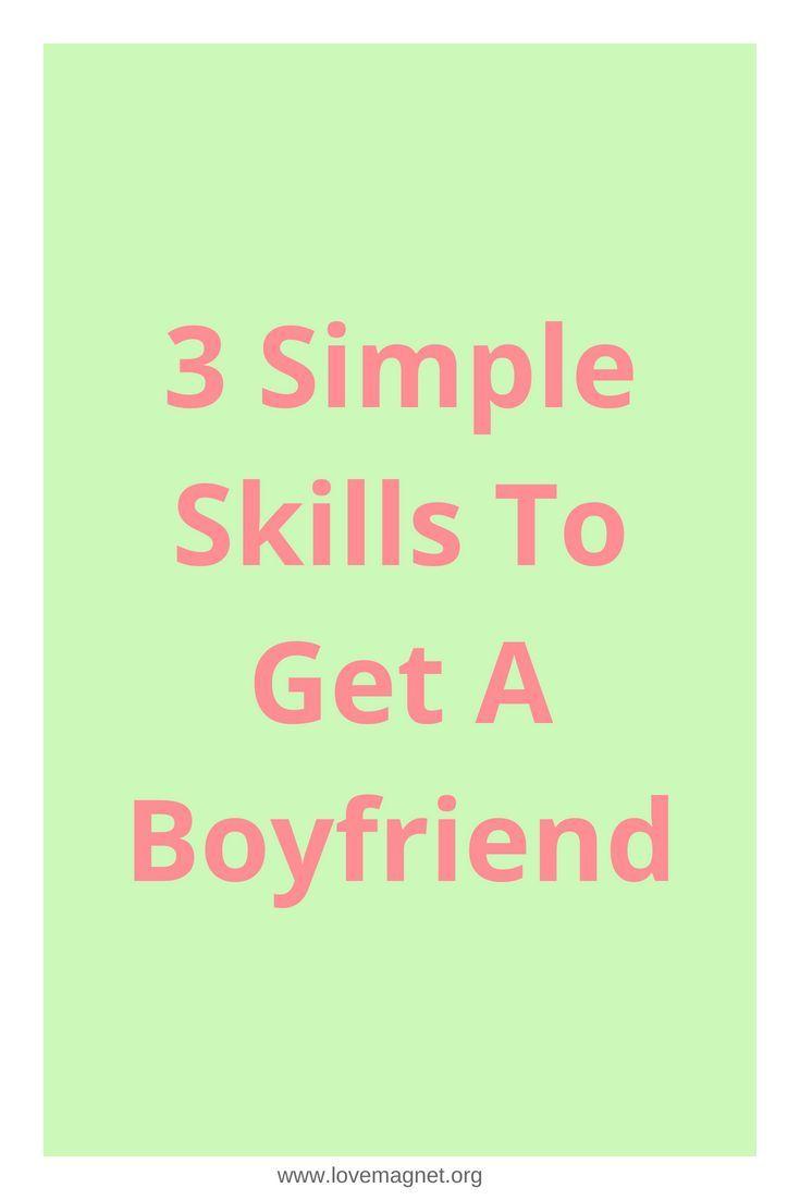 should i get a boyfriend