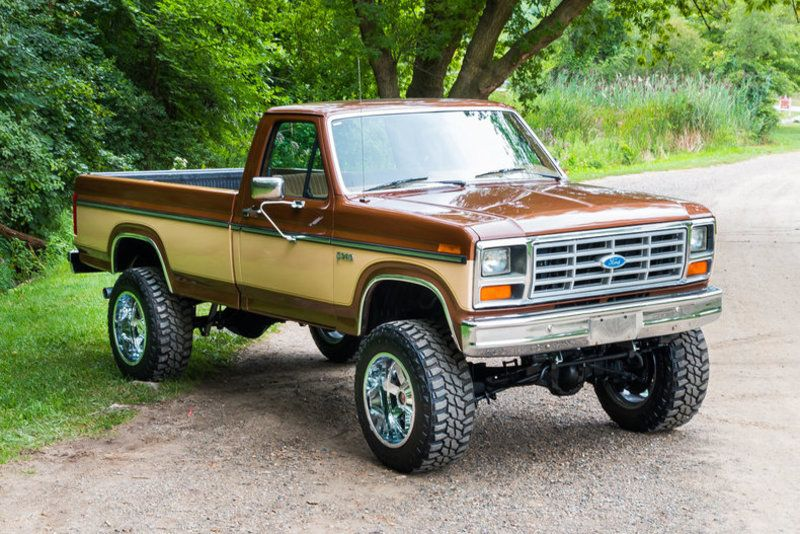 1985 Ford F250 For Sale In Plymouth Michigan Old Car Online Trucks Ford Trucks Ford F250