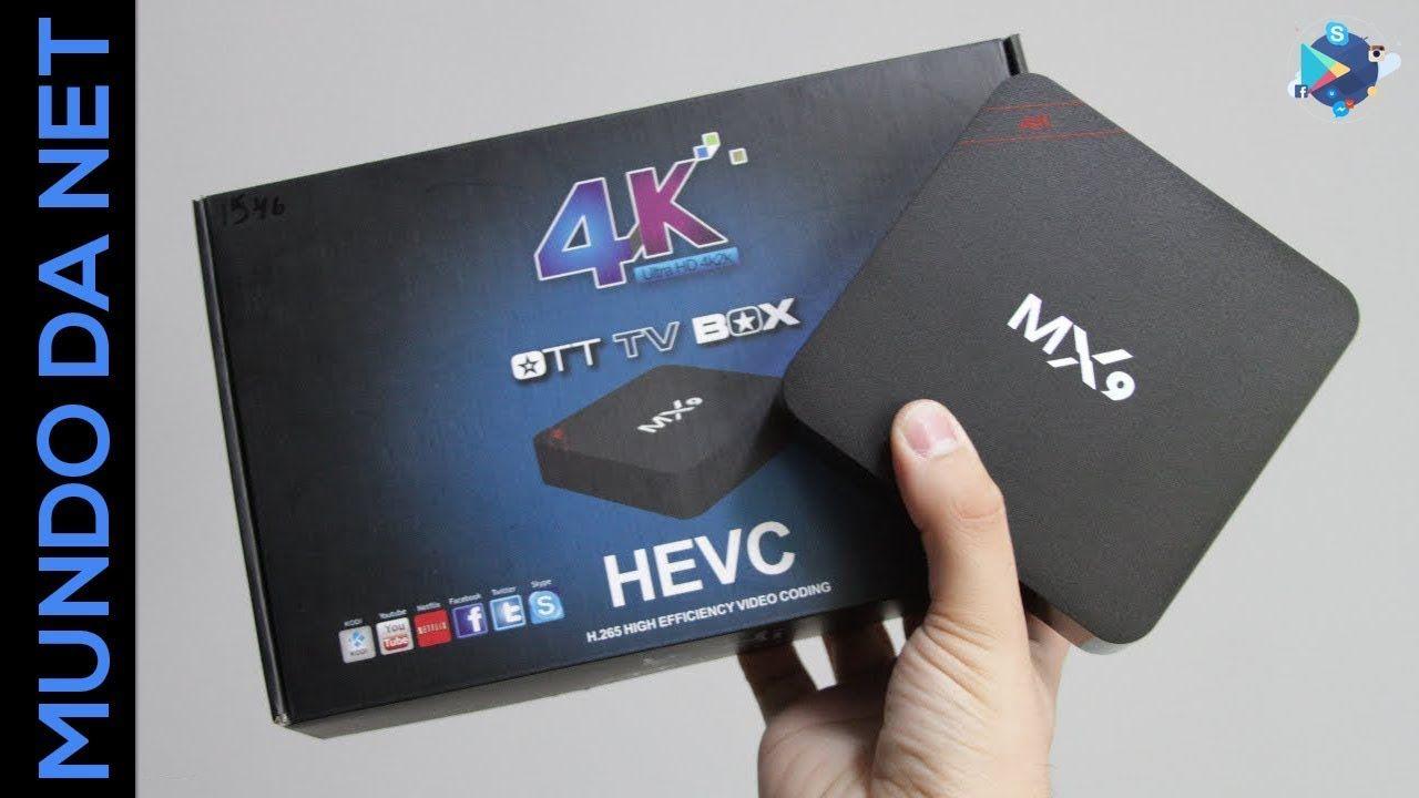 Como Recuperar a TV Box MX9 4K e MXQ 4K | TV BOX MX9 e MXQ
