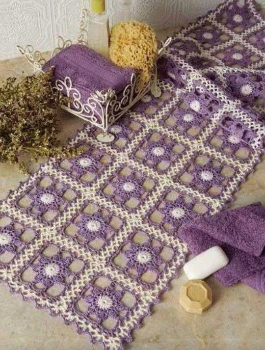 Cuadros   Crochet   Pinterest   Cuadro y Cortinas