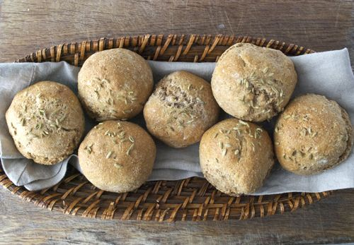 Soda bread is so easy and quick to make – it requires no kneading and or yeast. I made it to particularly go with some home smoked mackerel pate but it's great just with a smothering of butter or p...