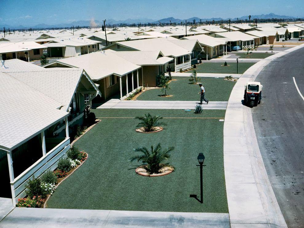 american houses stadtplanung stadt