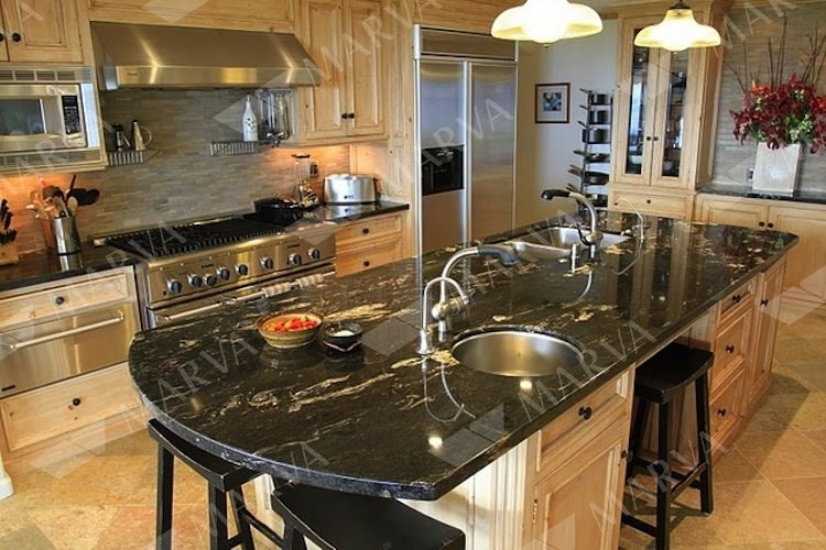 Cosmic Black RW - Google Search | Kitchen Look: The Finalists ...