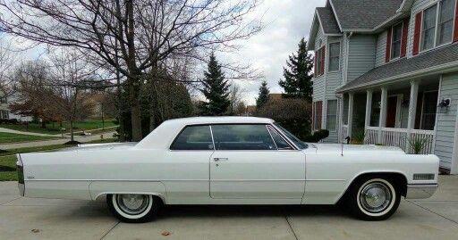 1966 Cadillac Calais Coupe Cadillac 1965 1967 Pinterest