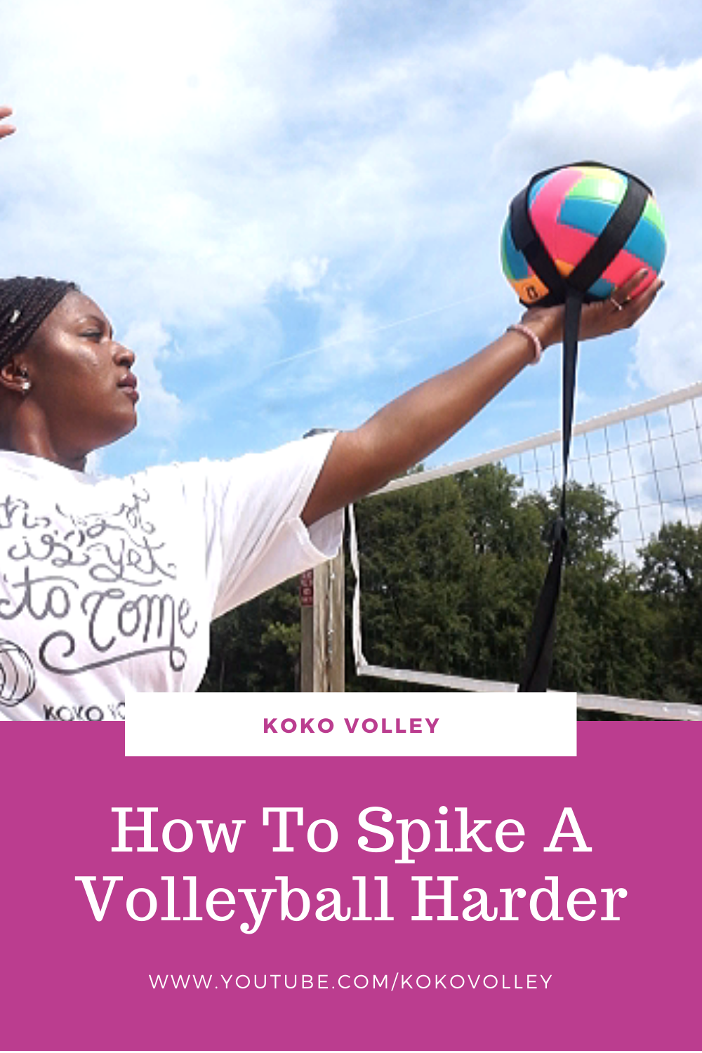 It S The Second Part Of The Volleyball Hitter S Segment Today We Will Be Working On The Arm Swing Mechanics Bei In 2020 Volleyball Spiker Volleyball Volleyball Hitter