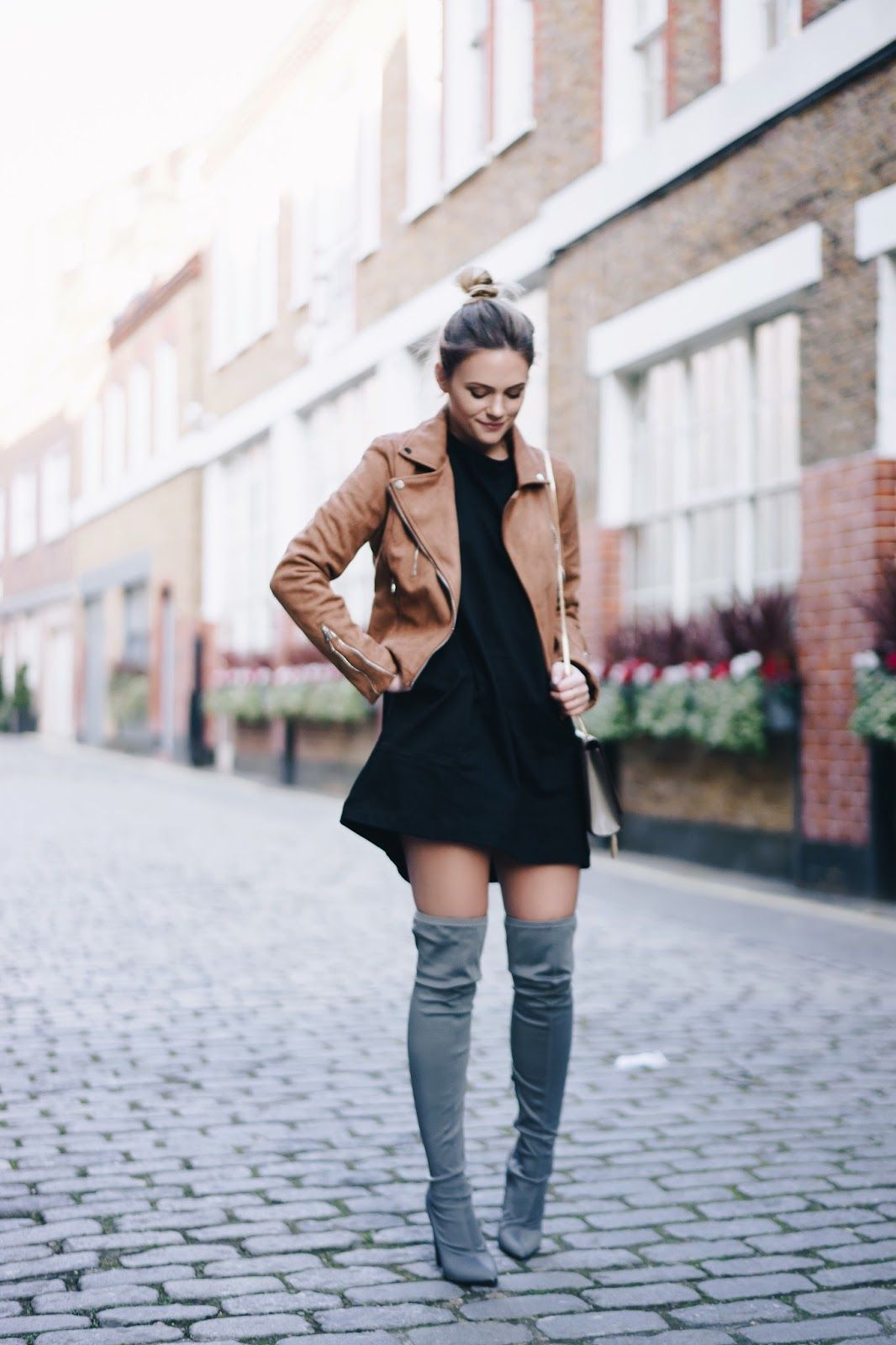Hot Boots, Chilly Thighs | Cocoa Chelsea
